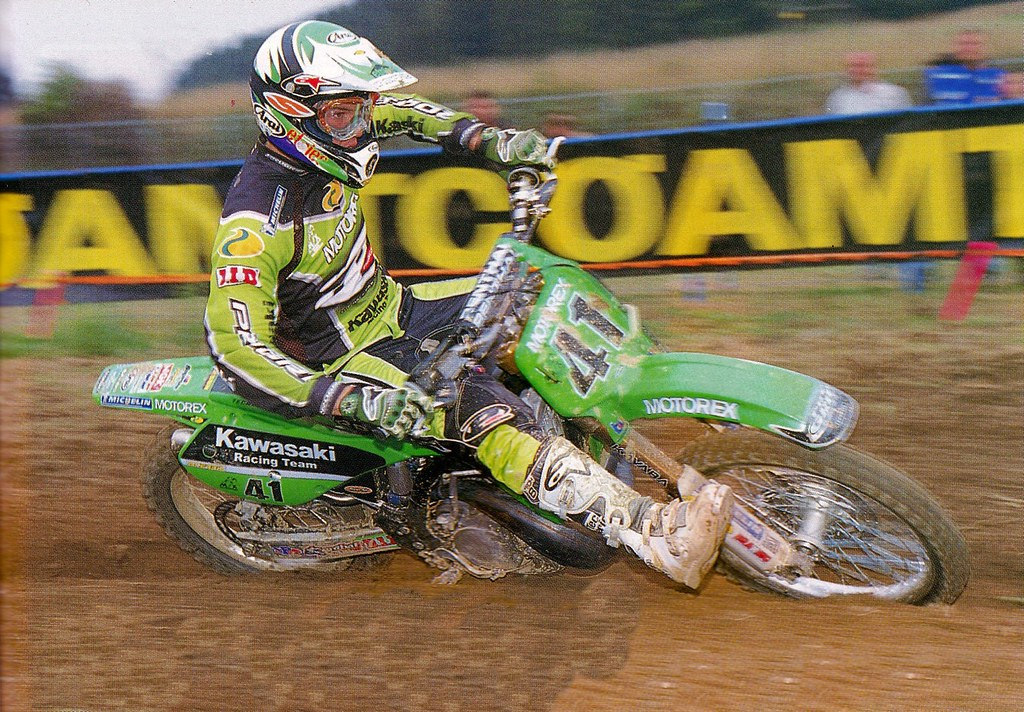 Chad Reed 2001 | Tony Blazier | Flickr