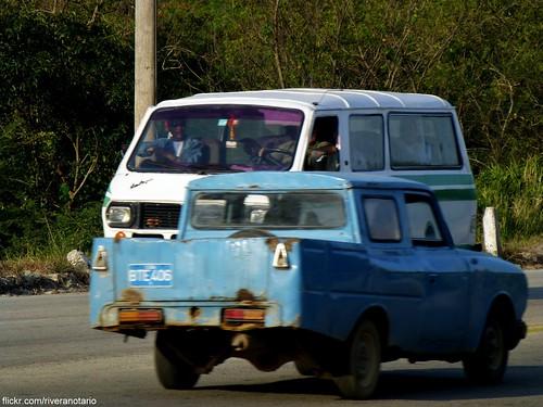 IZH-25151, Cuba