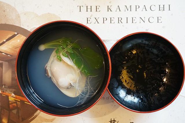 Kansai menu promotion - Kampachi Pavilion