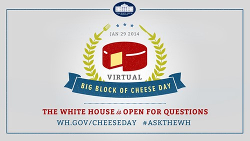 Virtual Big Block of Cheese Day badge