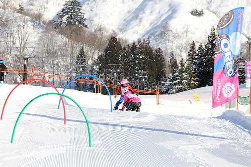 兒童滑雪課