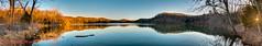 180º Pano - Radnor Sunset