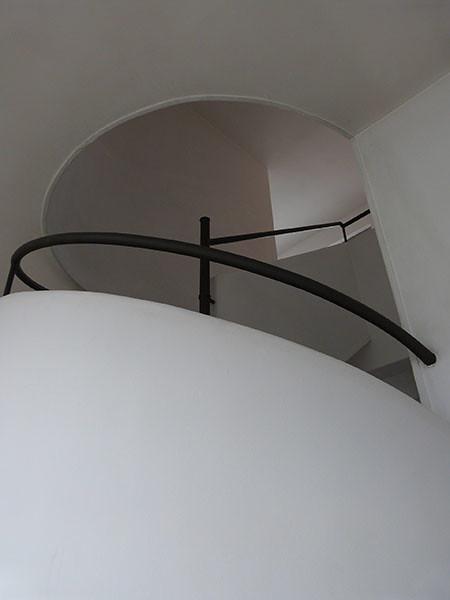 escalier Savoye