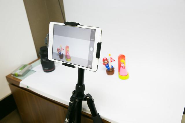 給 iPad 裝上腳架!iHolder 攝影腳架方案 @3C 達人廖阿輝