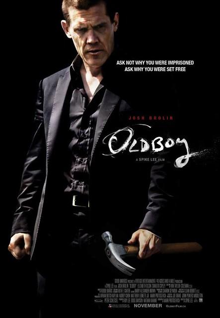 Oldboy 2013 BrRip 1080p-Mp4 Inglés – Subtitulada Thriller MEGA