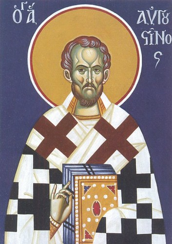 Sfantul Augustin de Hippo