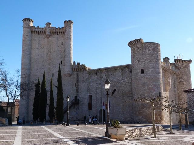 Castillo de Torija (Guadalajara)