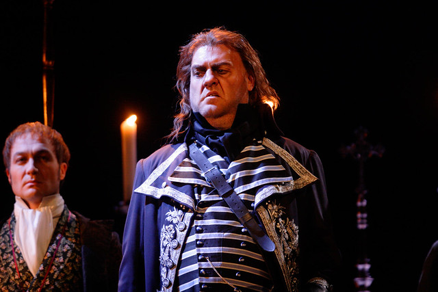 Bryn Terfel in Tosca © ROH/Catherine Ashmore, 2011