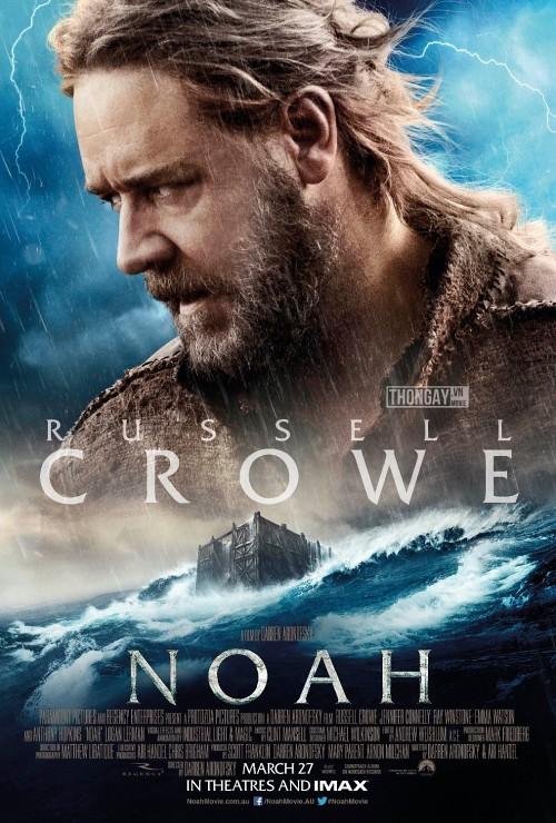 Phim Huyền Thoại Con Tàu Noah: Đại Hồng Thủy - Noah