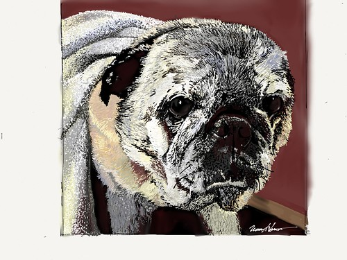 Pug: Made With Paper