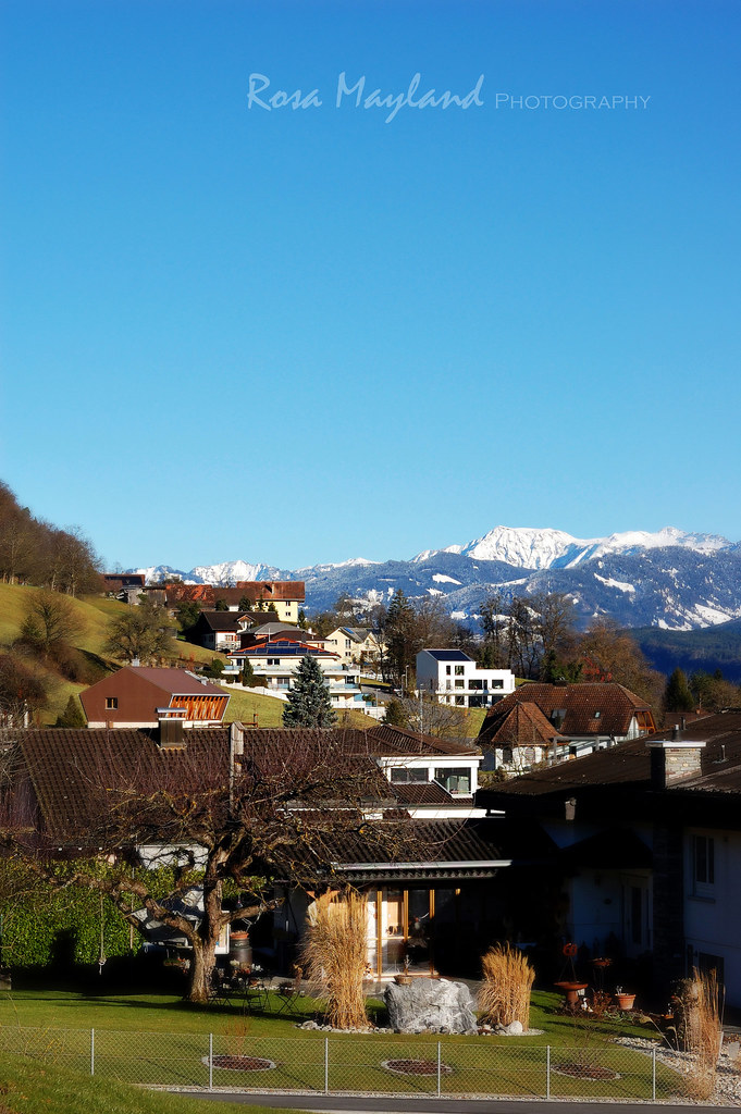 Mauren, Lichtenstein (December  2013)