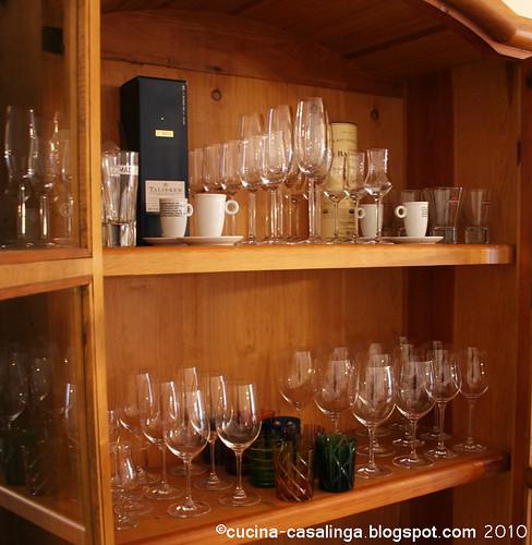 Glasschrank WZ