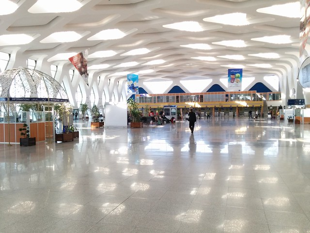 315 - Aeropuerto de la Menara
