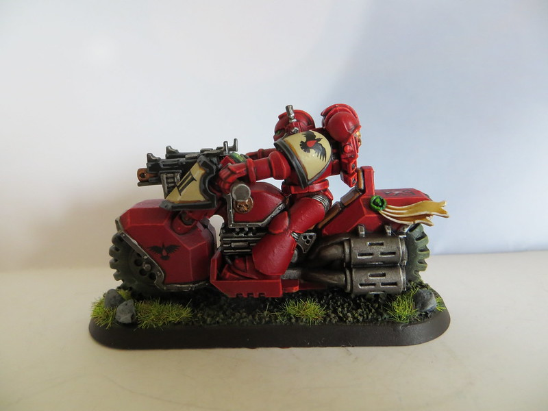 Biker - GravGun IV
