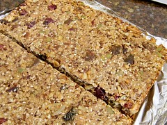 Superpower Granola Bars