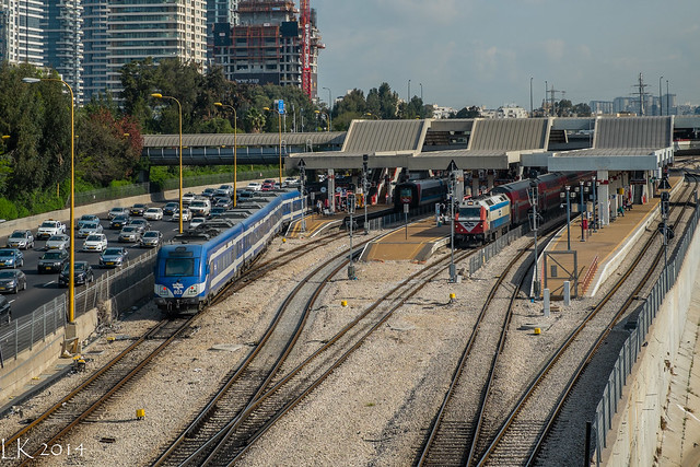 Tel Aviv Central (Savidor) Station