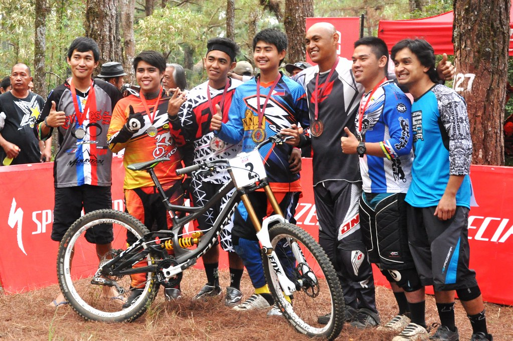 Specialized 2014 Downhill National Series Round Two Baguio