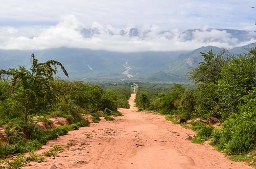 Catanda village