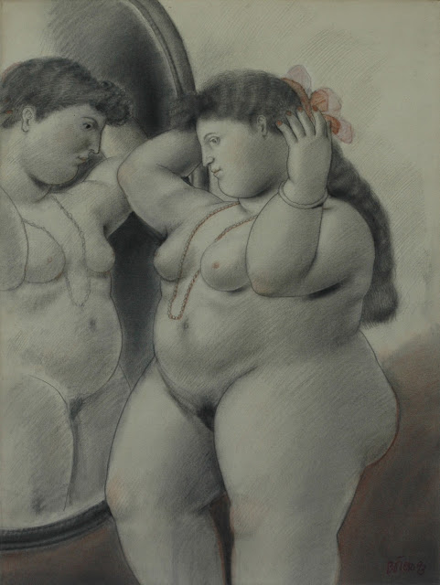 Fernando+Botero_woman+in+the+mirror_124x92%2C5cms_1993