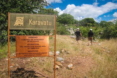Karavatu mine, !Uris, Tsumeb
