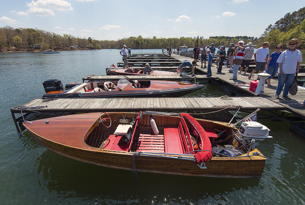Wooden Boats The Antique And Classic Boat Society Blue Ri Flickr
