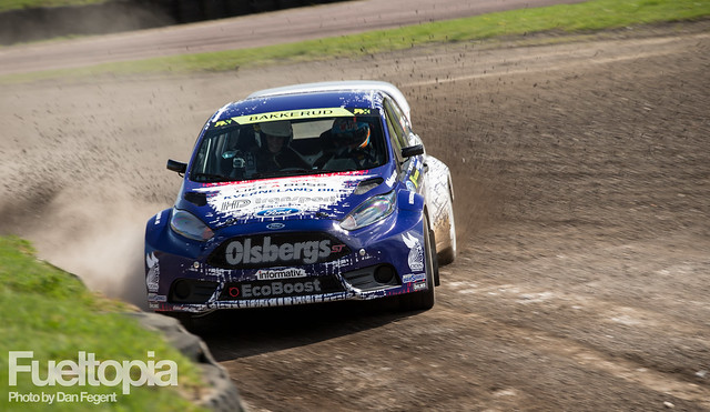World Rallycross Media Day - Lydden Hill