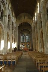 Romsey Abbey, Hampshire - Interior