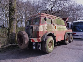 Western Scottish, AEC,Tow Truck