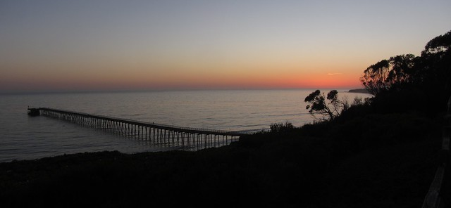 IMG_8711_2 140415 SBAU bacara venoco pier sunset ICE rm stitch99