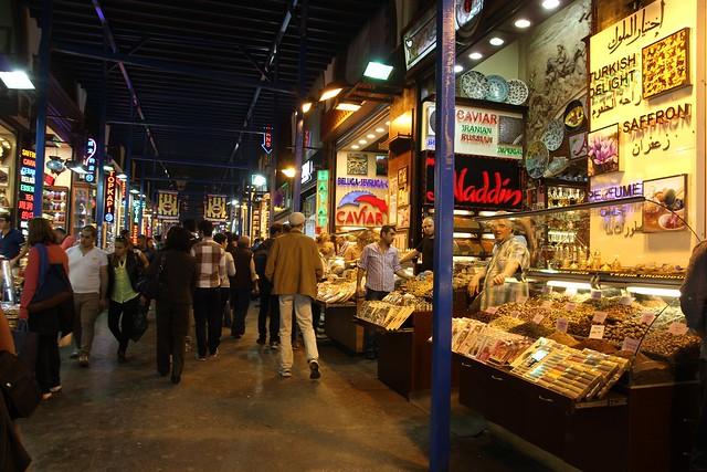 137 - Mısır Çarşısı (Bazar de las Especias)
