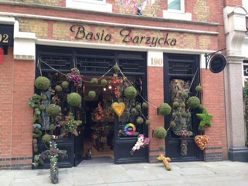 basia zarzycka Chelsea in Bloom 2014
