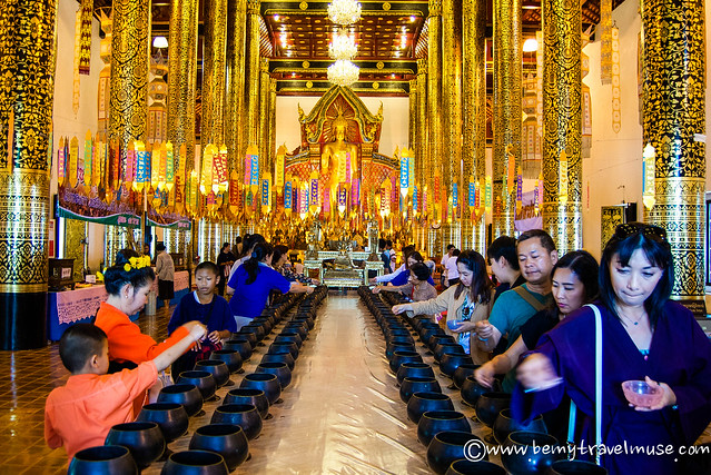 Wat Chedi Luang things to do in chiang mai