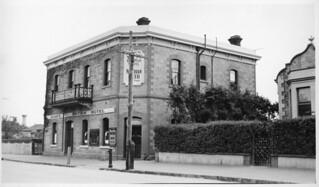 British Hotel, Finniss Street, North Adelaide, 1941