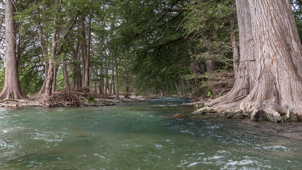 Frio River, Leakey, Texas