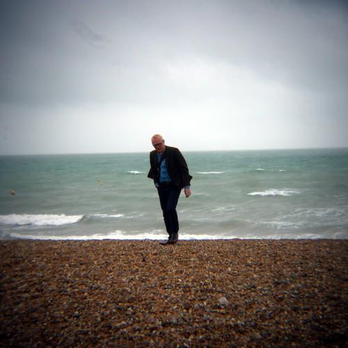 Michael On The Beach