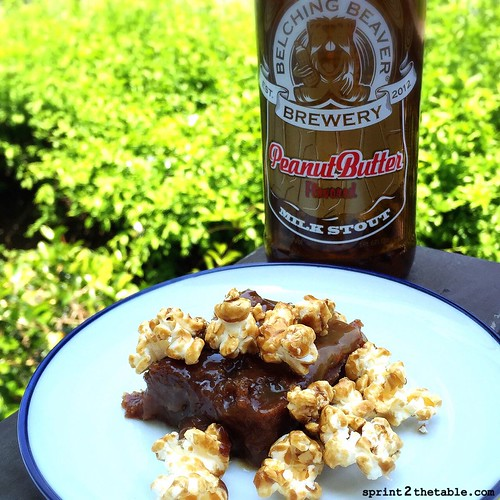 Belching Beaver Stick Toffee Stoup Pudding
