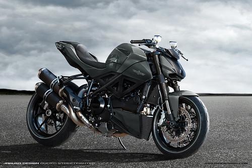 Ducati Streetfighter concept