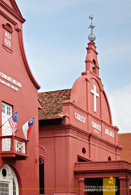 Dutch Square Melaka Tour