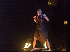 Girls on Fire, Visby 2015