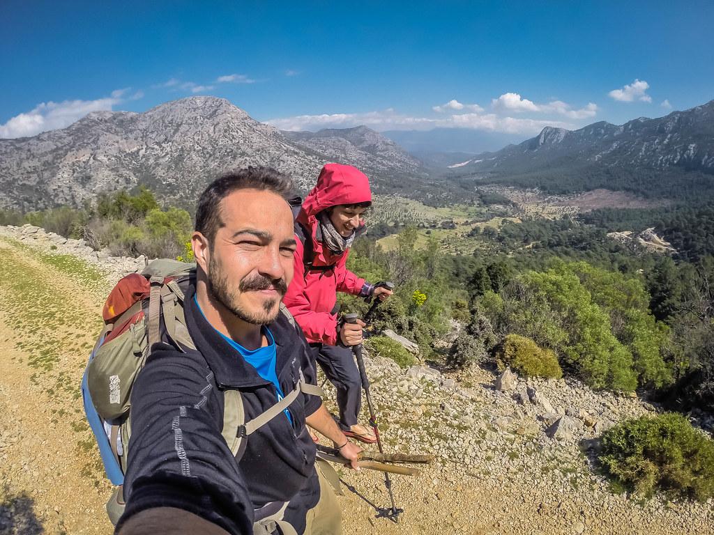 Lycian Way Trail, Turkey