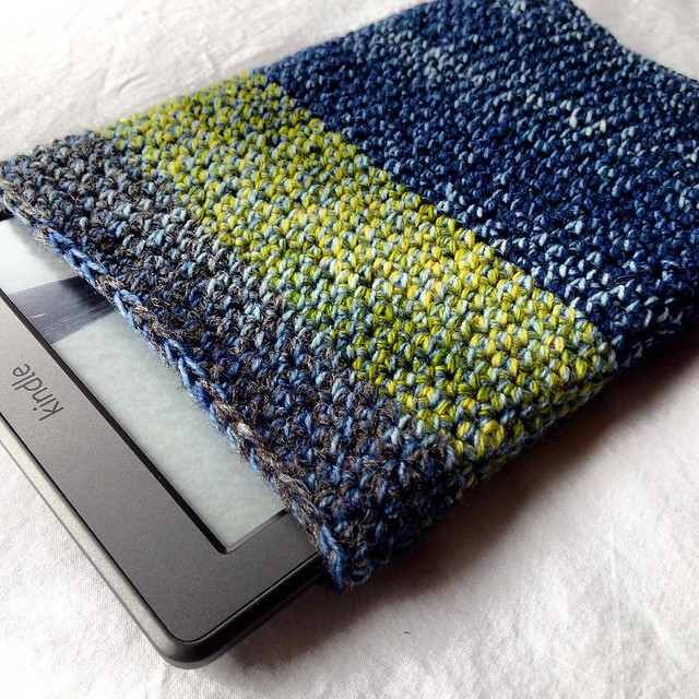 Kindle cosy!