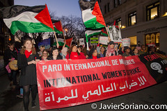 International Women's Day in NYC