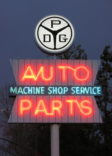 PDG AUTO PARTS - MACHINE SHOP SERVICE - Campbell, Calif.