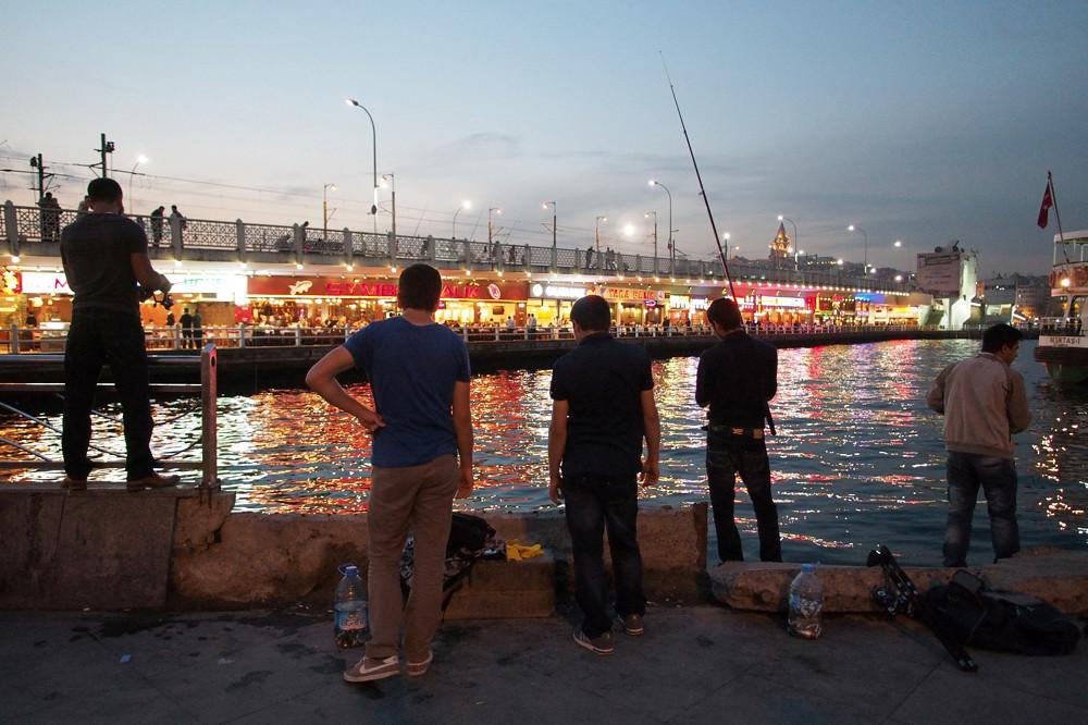 Istanbul - Eminönü