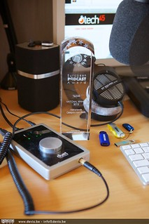 The European Podcast Award in  my
