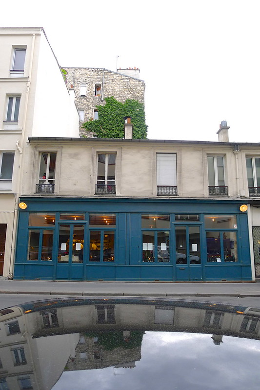 Restaurant Septime Paris Carte