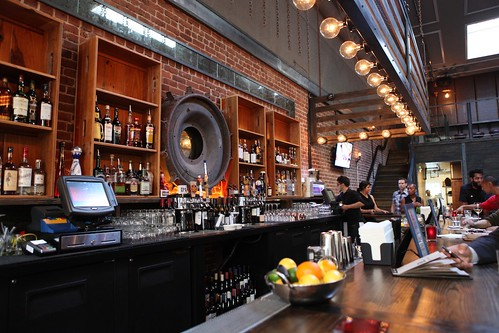 Redford SF: Main bar
