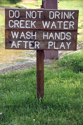Creek_Sign