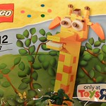 Geoffrey the Giraffe Polybag (40077)