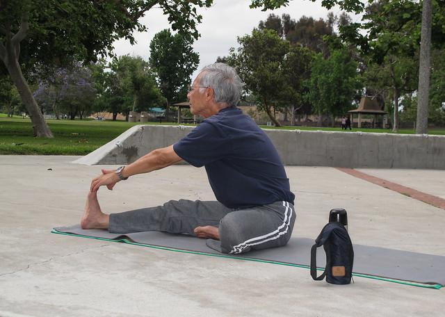2013-06-10 Yoga Mile Square Park-2107